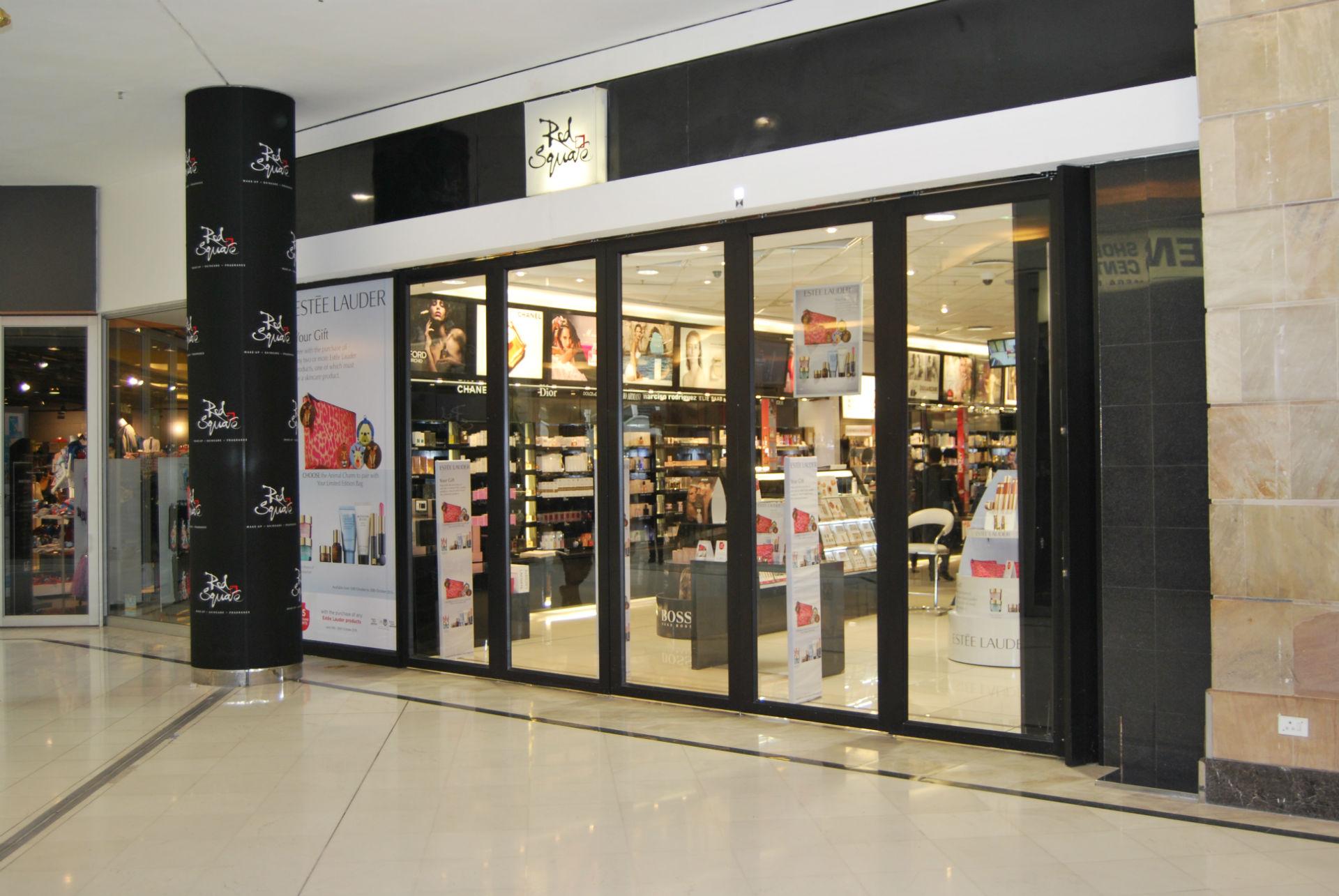 Shopfronts Pg Aluminium Kzn