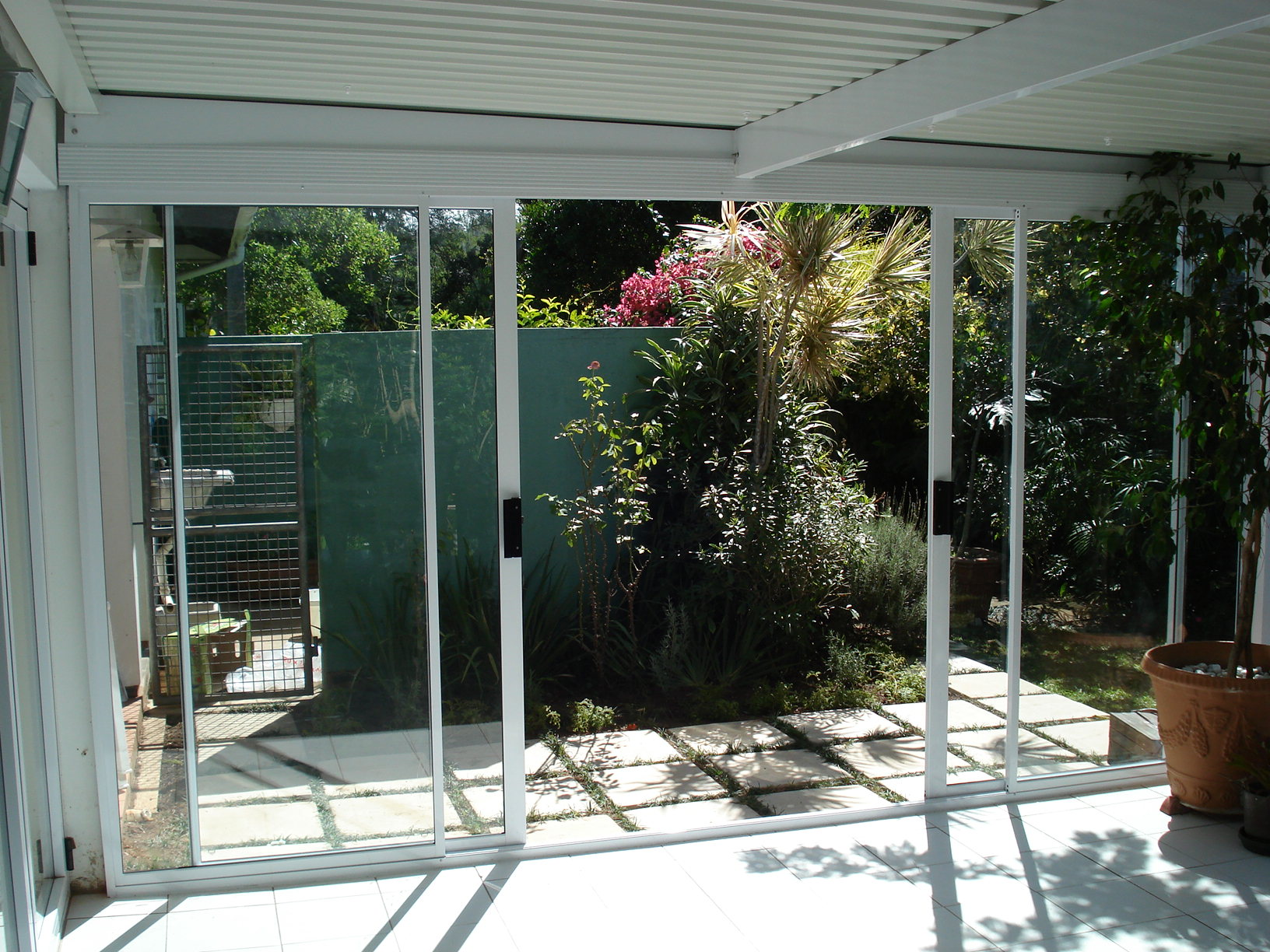 aluminium patio enclosure how to plan